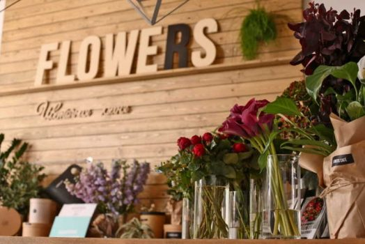 Ideas For Graphic Design For Flower Business